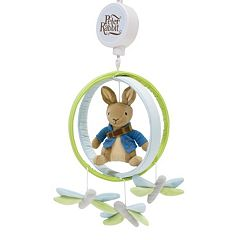Peter Rabbit Musical Mobile by Lambs & Ivy by