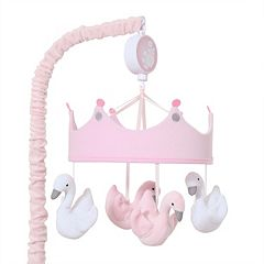 Lambs & Ivy Swan Lake Musical Mobile by