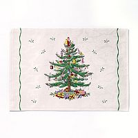 Spode Christmas Tree Placemat