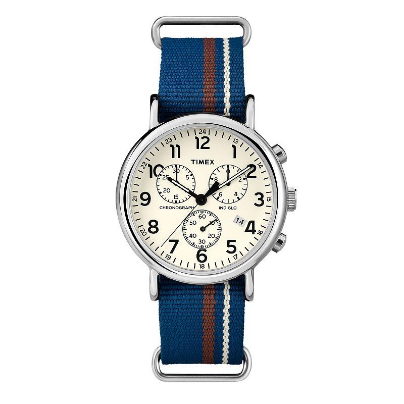 Timex Men's Weekender Chronograph Watch - TW2P62400JT