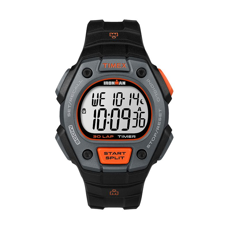Timex Men's Ironman 30-Lap Digital Chronograph Watch - TW5K90900JT