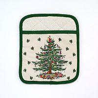 Spode Christmas Tree Pot Holder