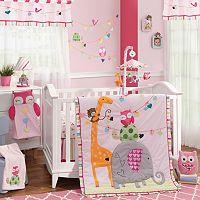 Lambs & Ivy Sprinkles 4-pc. Crib Bedding Set