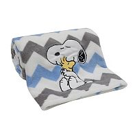 Peanuts My Little Snoopy Blanket by Lambs & Ivy