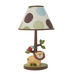 Lambs & Ivy Treetop Buddies Table Lamp by