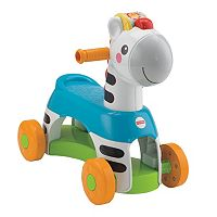 Fisher-Price Rollin' Tunes Zebra