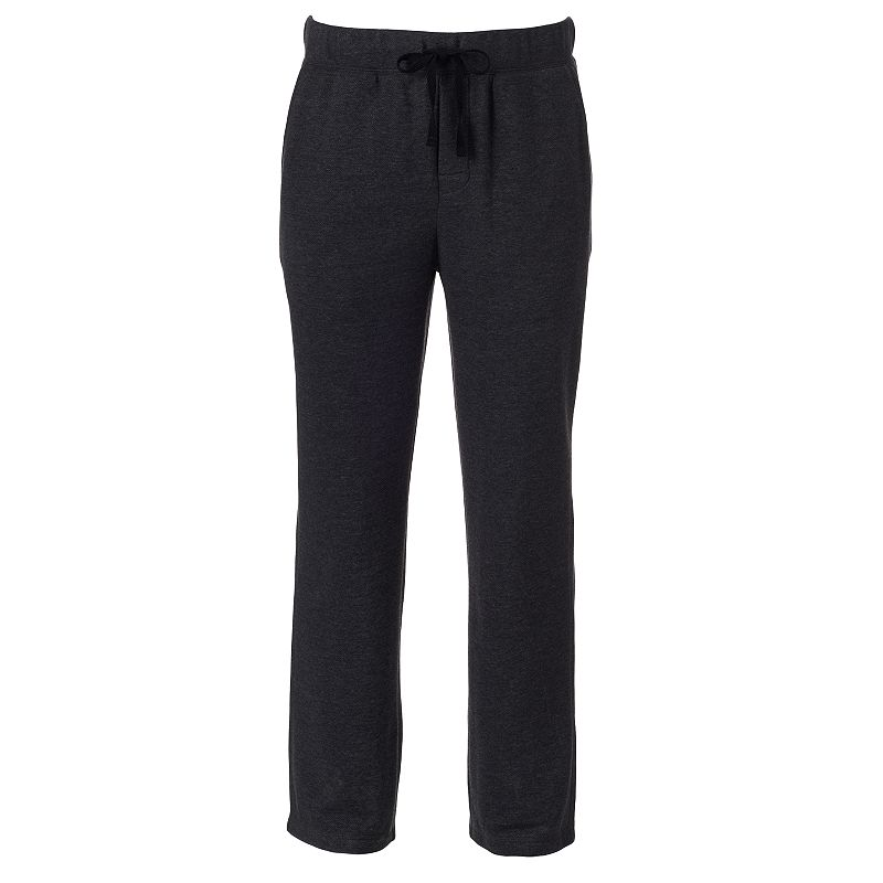 Big & Tall Apt. 9® Modern-Fit French Terry Lounge Pants