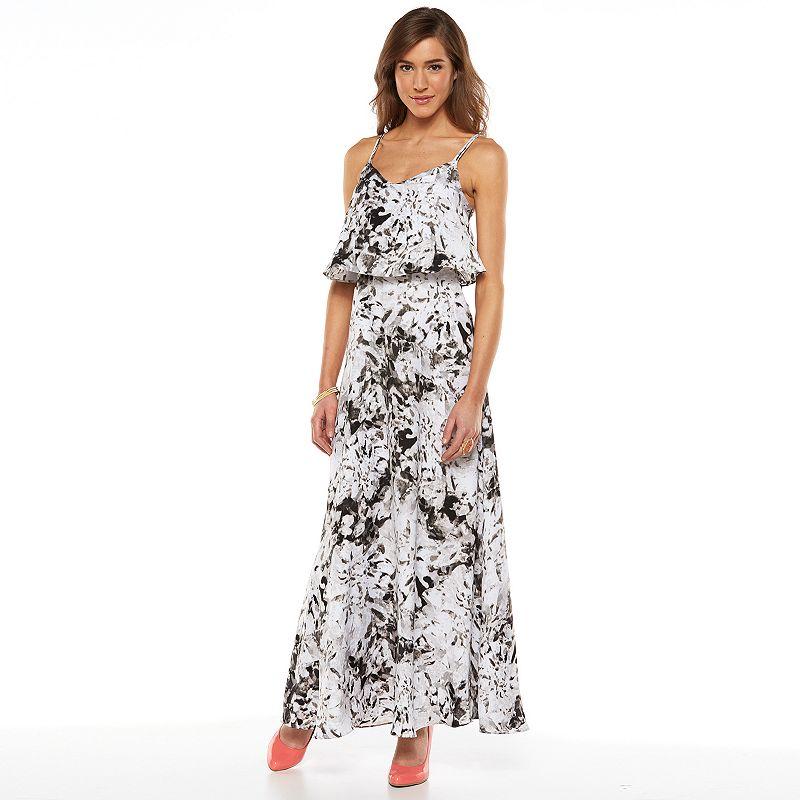Apt. 9® Popover Maxi Dress - Women's