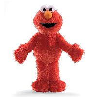 Sesame Street Elmo Plush Toy by babyGUND