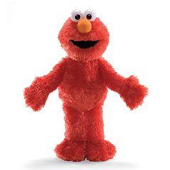 Sesame Street Elmo Plush Toy by babyGUND