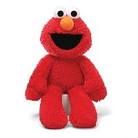 Sesame Street Elmo Take Along Buddy Plush Toy by GUND
