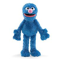 Sesame Street Grover Plush Toy by babyGUND