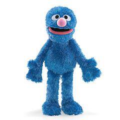 Sesame Street Grover Plush Toy by babyGUND