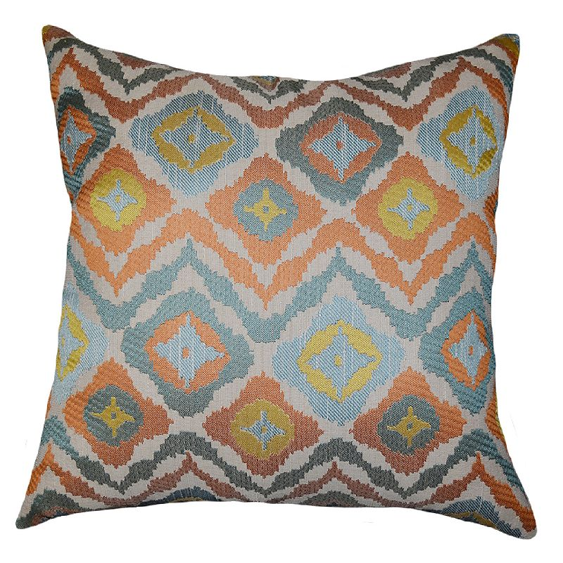 Kohls Yellow Throw Pillows : Yellow Geometric Decorative Pillow Kohl s
