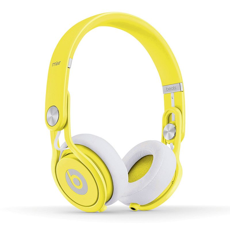 Beats Mixr Neon On-Ear Headphones