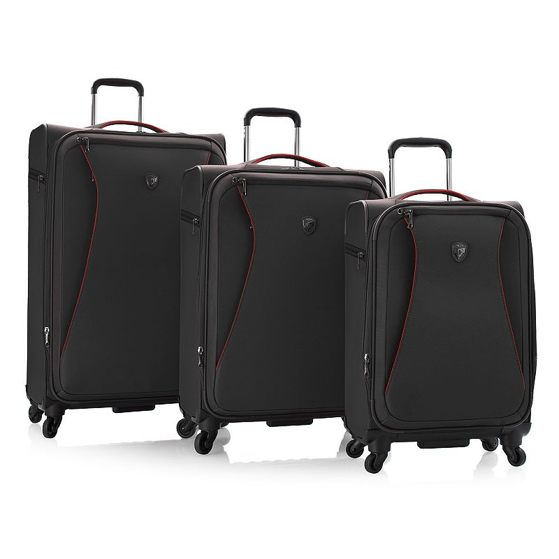 Heys Helix 3-Piece Spinner Luggage Set