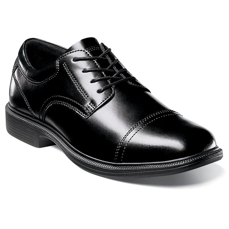 Nunn Bush Beale Street KORE Extra Wide-Width Oxford Shoes