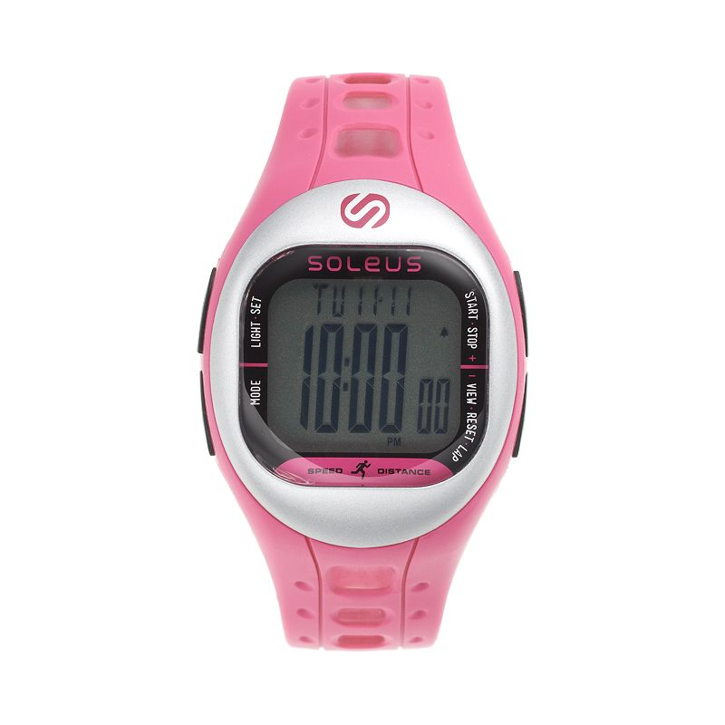 Soleus Women's Tempo Activity Tracker Chronograph Watch