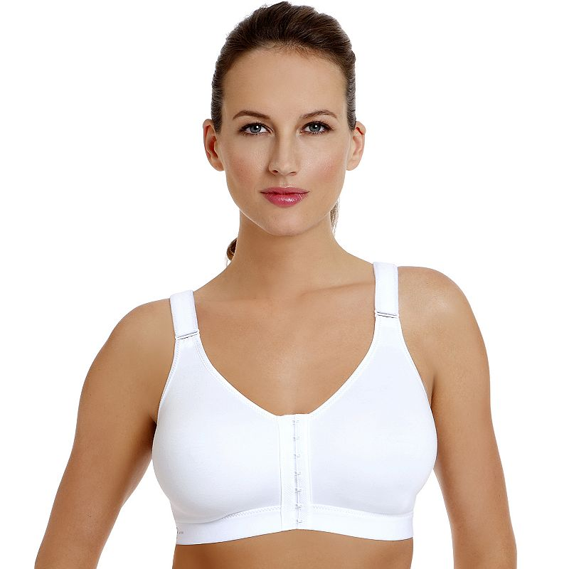Anita Bra: Active Front-Close Low-Impact Full-Figure Sports Bra 5523
