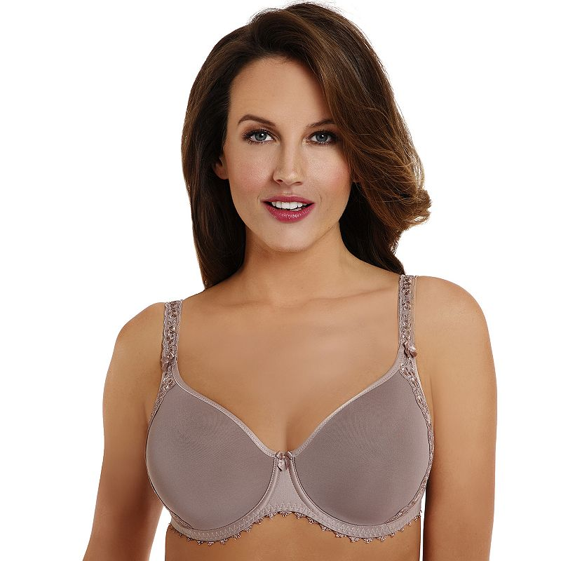 Anita Bra: Scarlet Spacer Full-Figure T-Shirt Bra 5649 - Women's