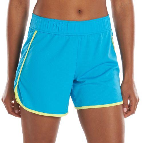 Blue Gear Shorts Tek Gear® Mesh Workout Shorts