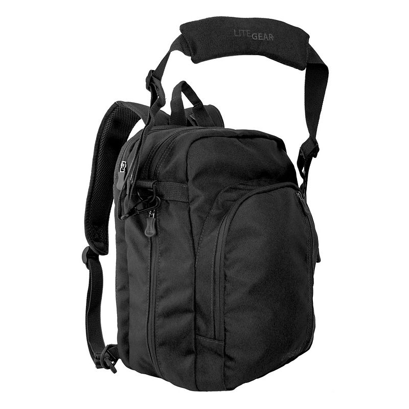 LiteGear Treo 17-in. Laptop Expandable Backpack
