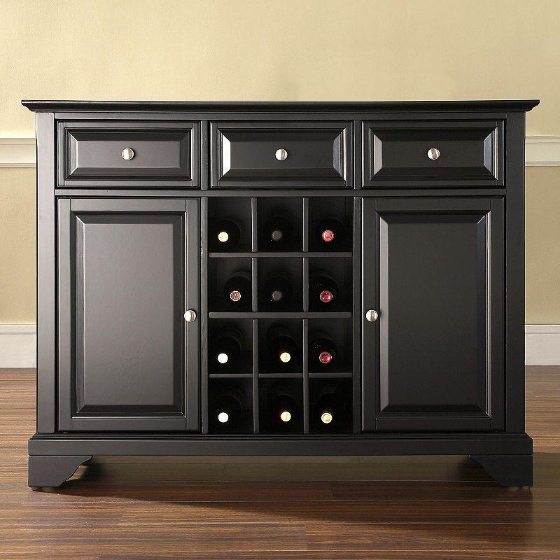 Crosley furniture lafayette cabinet for Affordable furniture lafayette la