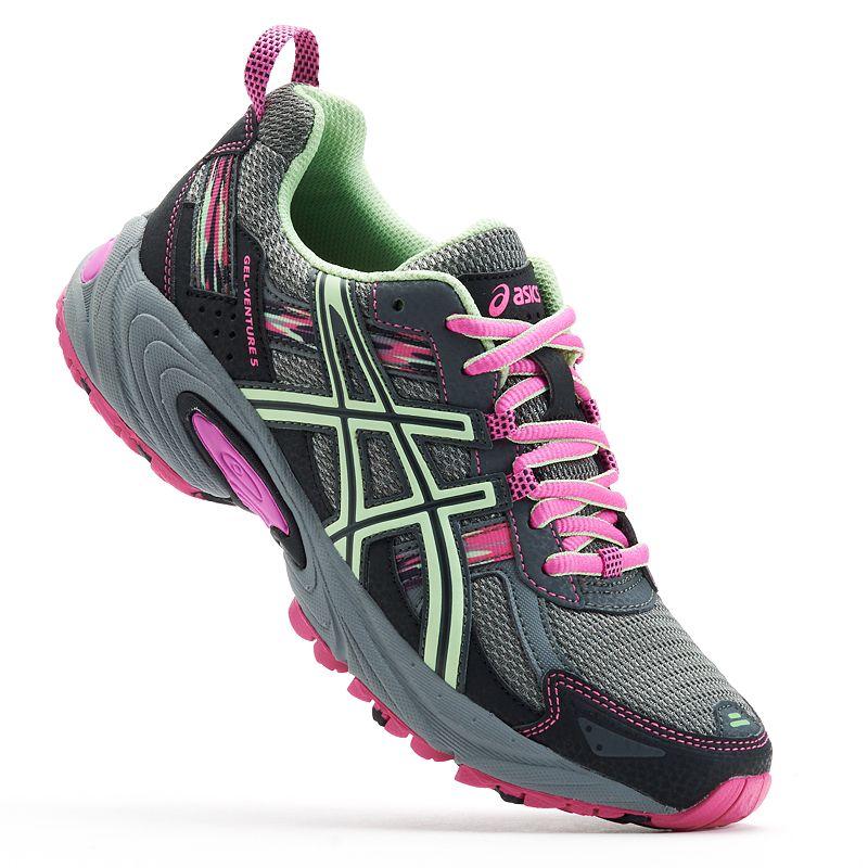 ASICS GEL-Venture 5 Women's Wide-Width Trail Running Shoes