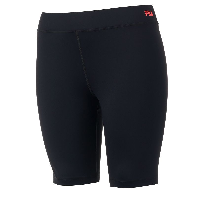 Plus Size FILA SPORT® Performance Compression Shorts