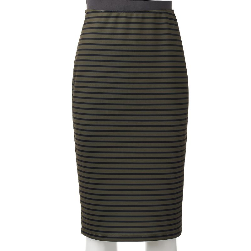 Women's Apt. 9® Midi Pencil Skirt