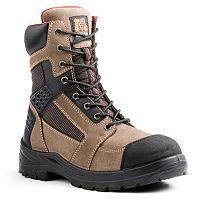 Kodiak Rebel Men's Tall Steel Toe Work Boots