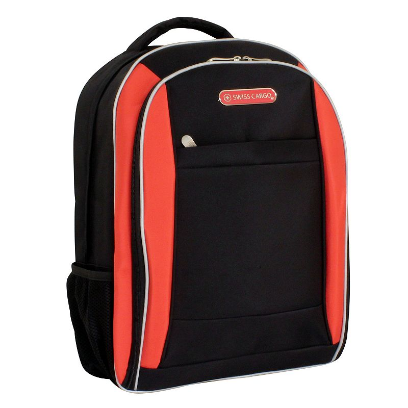 Swiss Cargo SCX22 15-in. Laptop Backpack