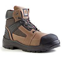 Kodiak Rebel Men's Steel Toe Work Boots