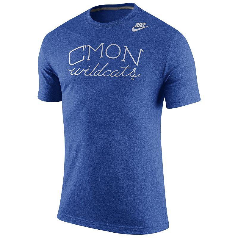 Men's Nike Kentucky Wildcats Marled Local Tee