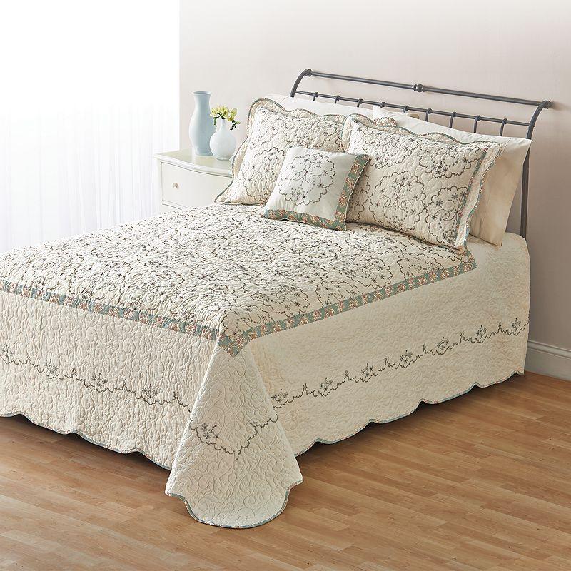 Home Classics® Rebecca Bedspread - Full