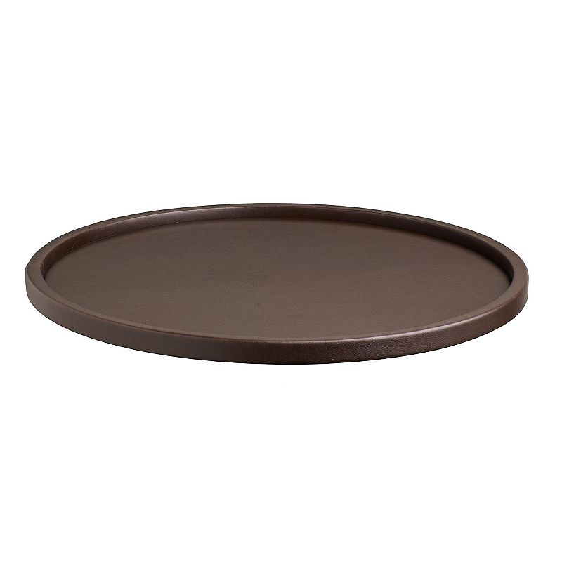 Kraftware Contempo 14-in. Round Serving Tray