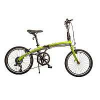 Ubike Citadel 20-in. Folding Bike