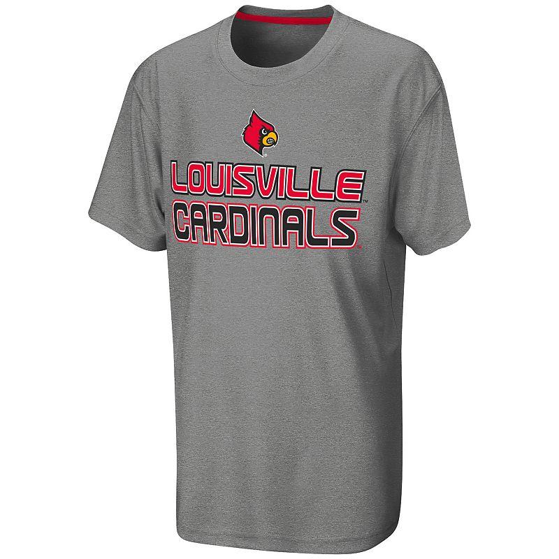 Boys 8-20 Campus Heritage Louisville Cardinals Typhoon Tee