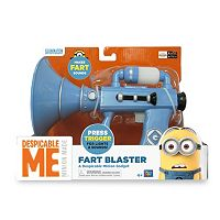Despicable Me Minion Made Fart Blaster