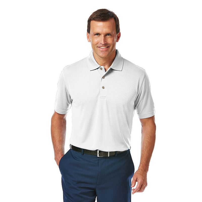 Grand Slam Slim-Fit Airflow Performance Golf Polo - Men