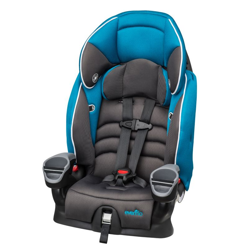 Evenflo Maestro Booster Car Seat, Multicolor