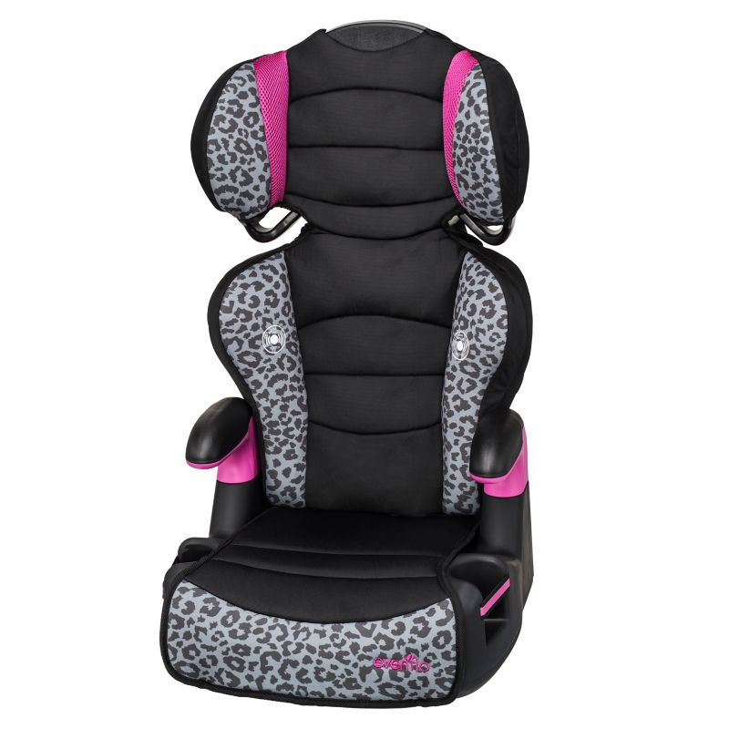 Evenflo Big Kid High Back Booster Car Seat, Multicolor