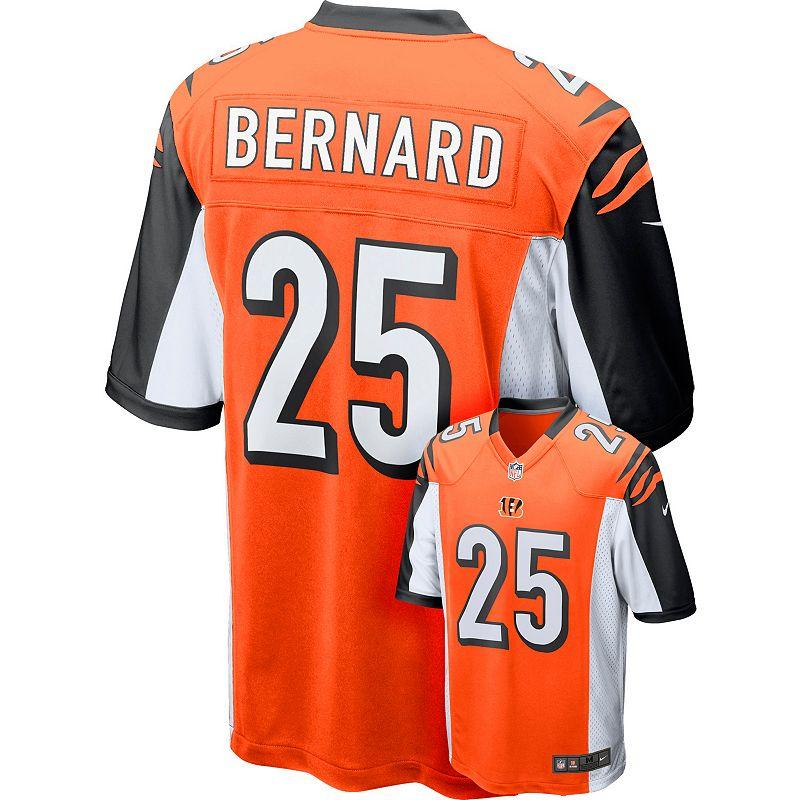 Men's Nike Cincinnati Bengals Giovani Bernard Replica Jersey