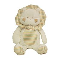 Nature's Purest Sleepy Safari Lion Plush