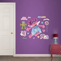 Sesame Street Abby Cadabby Wall Decals by Fathead Jr.