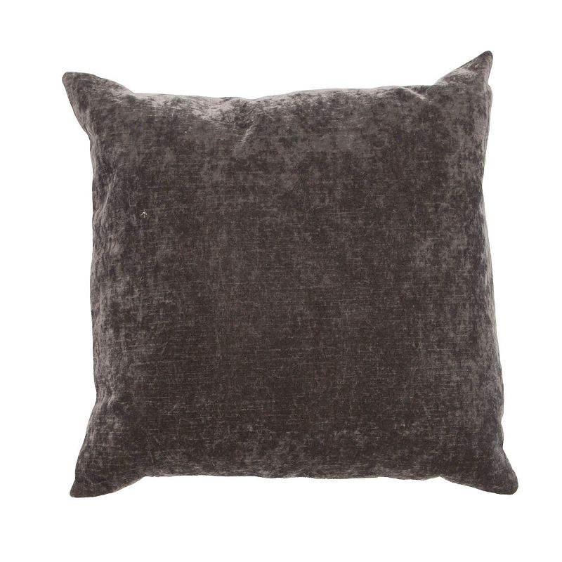 Kohls Black Decorative Pillow : JAIPUR SOLID THROW PILLOW