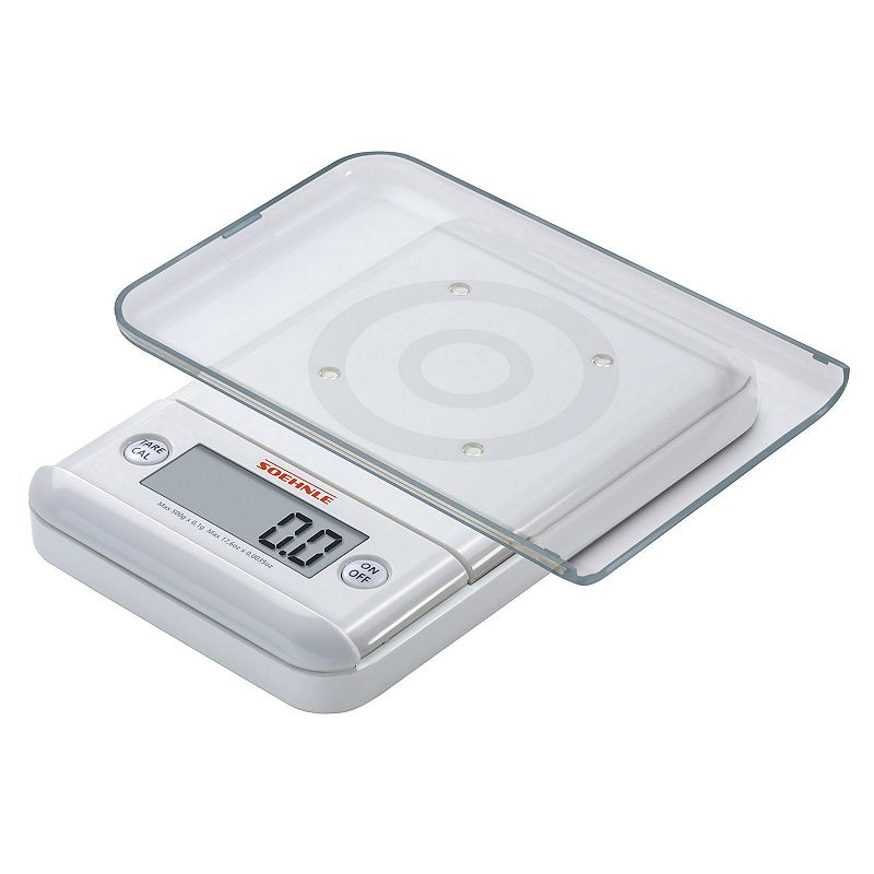 Soehnle Ultra 2.0 Digital Kitchen Food Scale