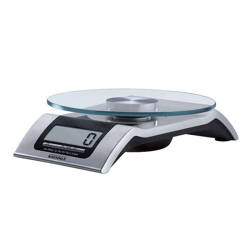 Soehnle Style Digital Food Kitchen Scale