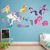 My Little Pony Collection Wall Decals by Fathead