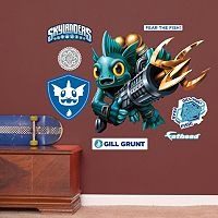 Skylanders Gill Grunt Wall Decals by Fathead Jr.